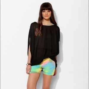Staring at Stars Urban Outfitters Tie Dye Shorts